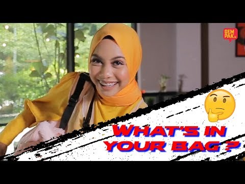 Free Download [ The House 5 ] - What's In Your Bag ? ( Sarah Suhairi ) Mp3 dan Mp4
