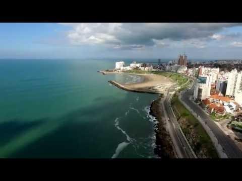 Drone Mar del Plata, Casino y playa Varese