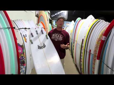 Plastic vs. Performance Fins For Surfing