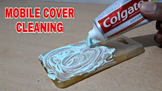 How to clean your Phone Case Simple and Easy Amazing Results