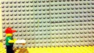 Lego do the Bartman