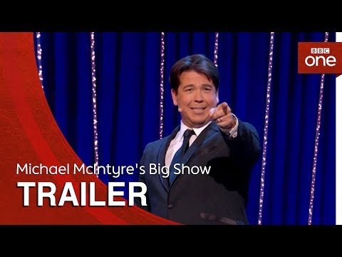 Download Youtube: Michael McIntyre's Big Show: Series 3 Episode 2 Trailer - BBC One