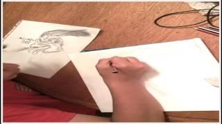 Drawing aquarium (Direct from pinterest)