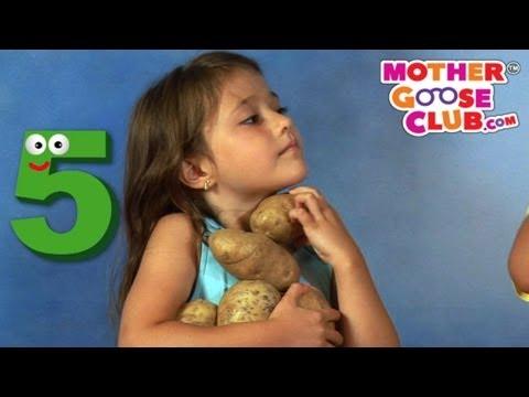One Potato, Two Potato - Mother Goose Club Playhouse Kids Video