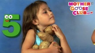 One Potato, Two Potato - Mother Goose Club Playhouse Kids Video