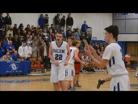 Boys Basketball: Spaulding at Salem