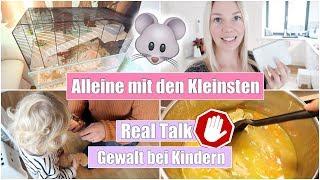 Alleine mit Baby ❤️ | Unsere Erziehung | Mäuse Update & Maultaschensuppe | Isabeau