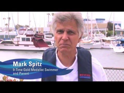 Coast Guard Boating Safety   PSA   Mark Spitz