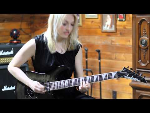 For the Love of God by Steve Vai played by Emily Hastings