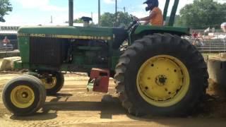 2016 Warren County Fair Tractor Pull