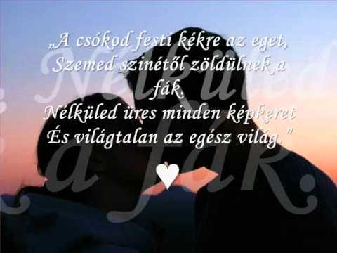 szép idézetek a szerelemről Idézetek szerelemről, szeretetről ♥   YouTube