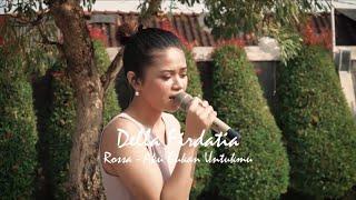 Rossa - Aku Bukan untukmu Live cover Della Firdatia
