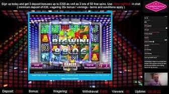 Danger! High Voltage Big Win | Big Time Gaming | Vera & John Casino