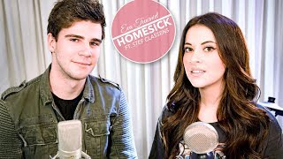 Dua Lipa & Chris Martin - Homesick (Eva Treurniet & Stef Classens Cover)