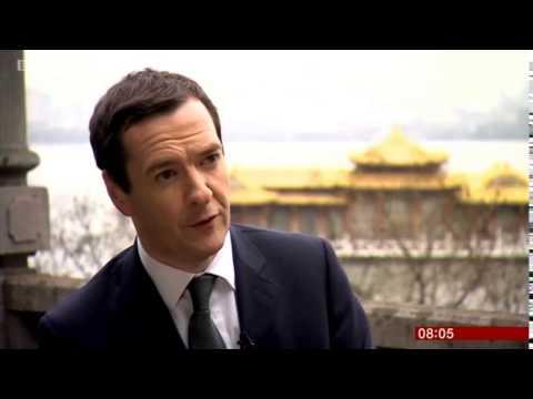 George Osborne on EU referendum
