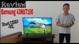 REVIEW SAMSUNG LED TV UHD 43NU7100