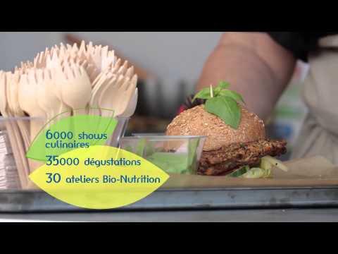FoodTruck Ateliers Bio-Nutrition 2014
