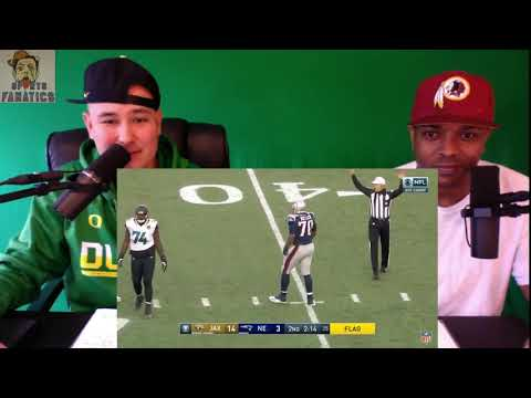 Jaguars vs Patriots | Reaction | AFC Championship Game Highlights