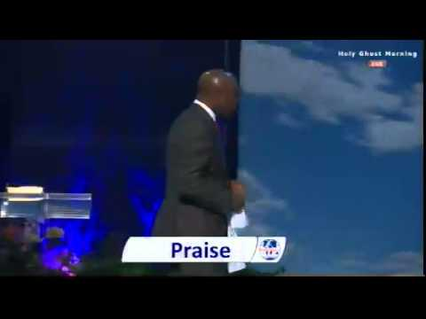 Holy Ghost Morning - David Ibiyeomie, Salvation Ministries