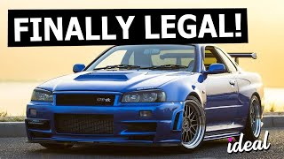 5 INSANE JDM Cars We Can FINALLY Buy In The USA 2020