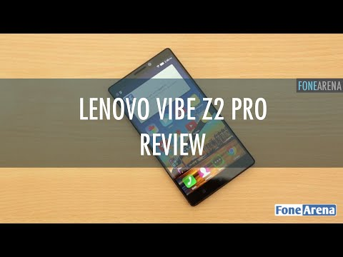 Lenovo Vibe Z2 Pro Review Videos