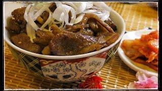 Beef Karubi Bowl in Yakiniku Sauce