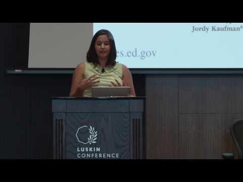 "CRESSTCon '16 Erin Higgins Teddy Talks: Realizing the Potential of ""Big Data"""