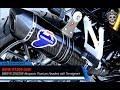 Bmw R1200gsw Best Exhaust Sound Yoshimura, Zard, Akrapovic, Termignoni, Gpr