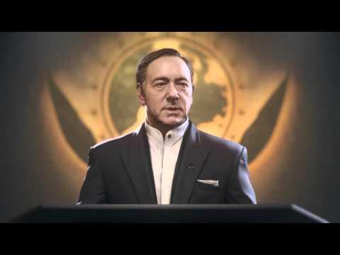 Francis Underwood is that you? - Call of Duty: Advanced Warfare