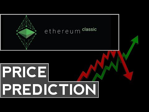 Ethereum Classic Price Prediction, Analysis, Forecast (2017-2018)
