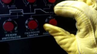 Делаем шарик на конце вольфрамового электрода(Был бы такой ролик раньше, я сэкономил бы немного нервов!, 2015-03-15T17:53:11.000Z)
