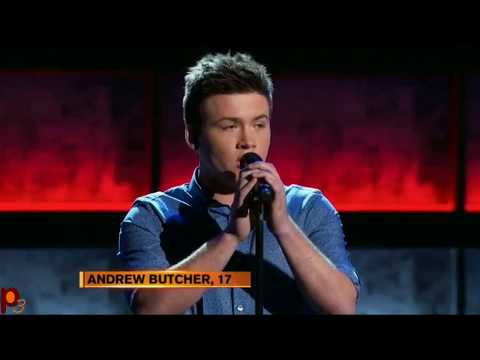 Andrew Butcher @ Boy Band 2017