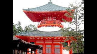 "Danjo Garan / Koyasan Temple / Music: ""Homework"" by Gurdonark"