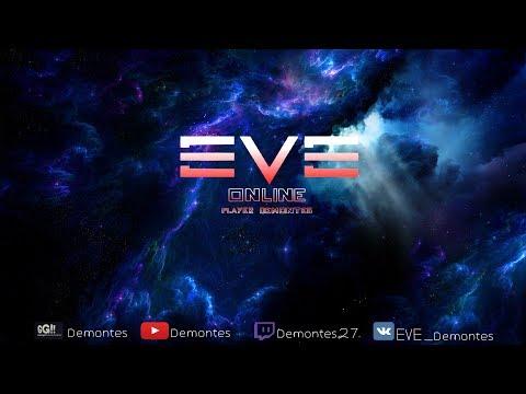 EVE online Соло Tengu c3 c2 фарм + поиск PVP