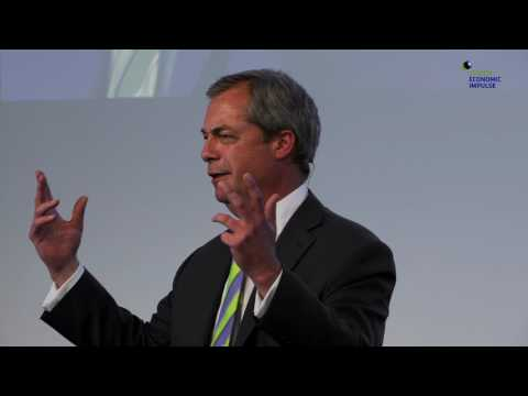 Nigel Farage Zurich Economic Impulse 2017