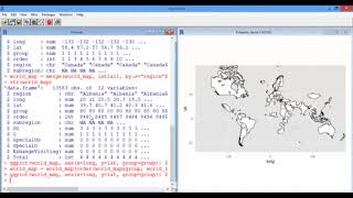 7.4.6 R7. Visualization - Video 5: World Maps in R