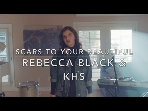 Scars To Your Beautiful - Alessia Cara (Rebecca...