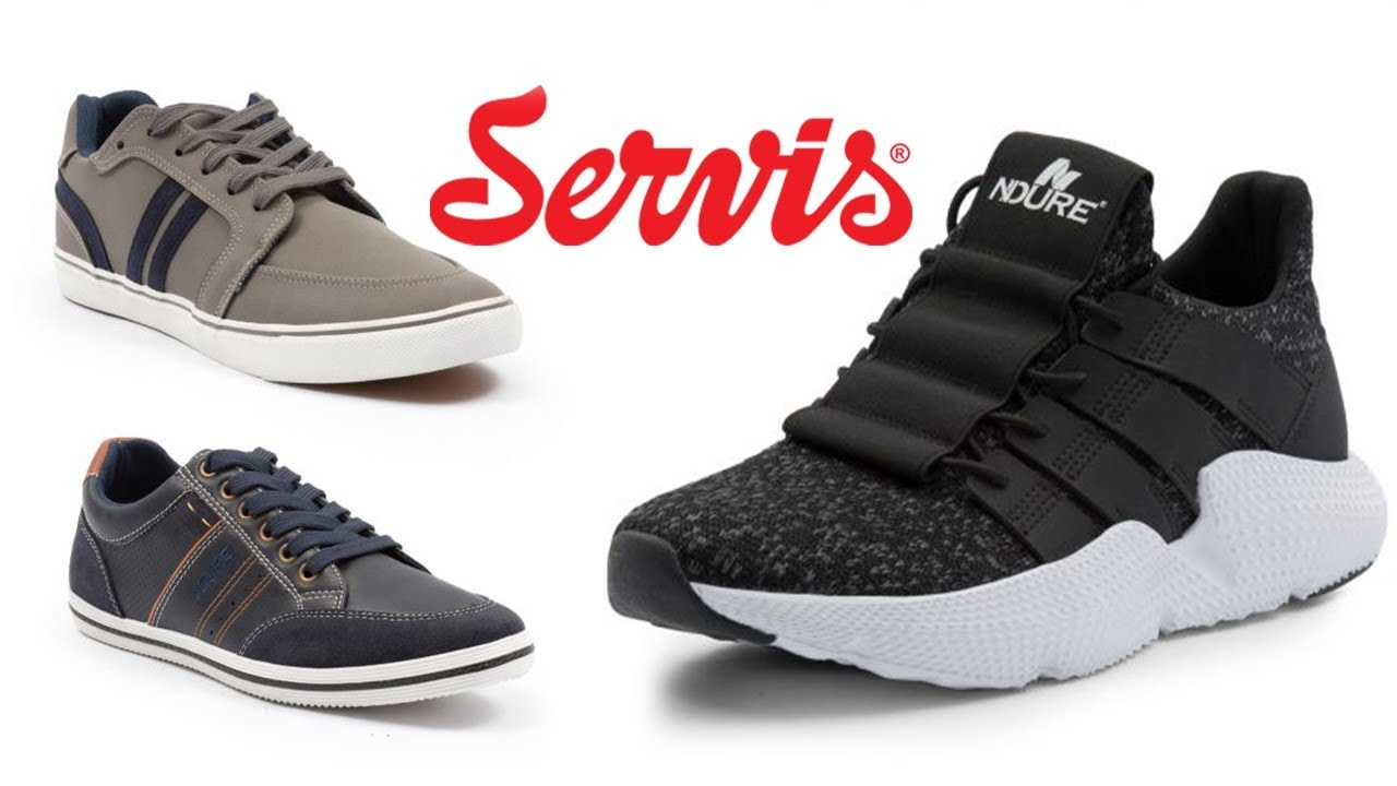 Latest SERVIS Summer SPORTS Shoes 2019