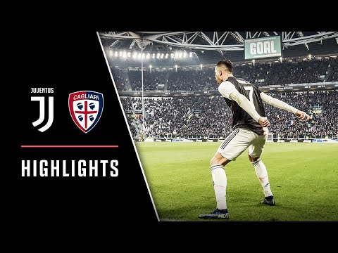 HIGHLIGHTS: Juventus vs