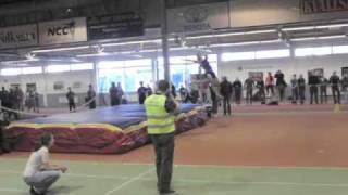 Janick jumps 226 cm