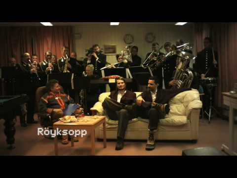 Röyksopp - Happy Up Here (Marching Band Version)
