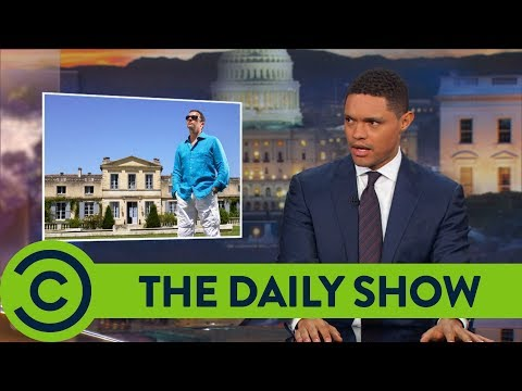 Jeff Sessions Is Fighting Racism Against White People - The Daily Show | Comedy Central