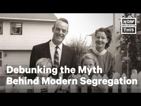 The Segregation Myth: Richard Rothstein Debunks An American Lie | NowThis