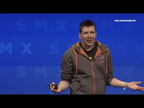SMX Munich 2019 Session: Hacking Google: Improving your SEO by Thinking Like a Hacker