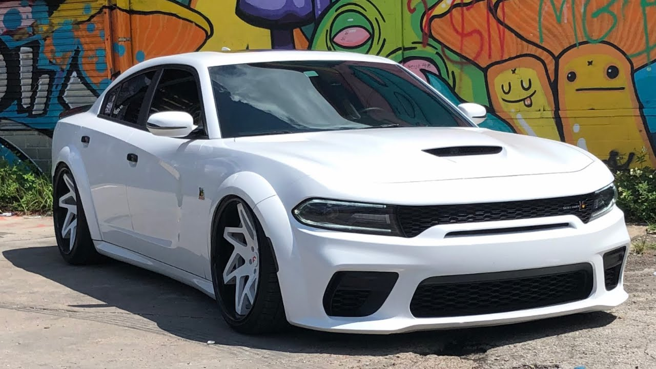 THIS WAS LONG OVER DUE FOR MY 2020 DODGE CHARGER WIDEBODY SCAT PACK