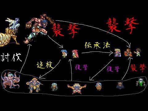 【ロマサガ2】 もしも七英雄ノエルと最初に出会っていたら ~ ロマンシング サガ 2 ( Romancing SaGa 2 & The Final Fantasy Legend )