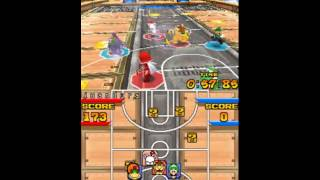 Mario Hoops 3 on 3 Gameplay