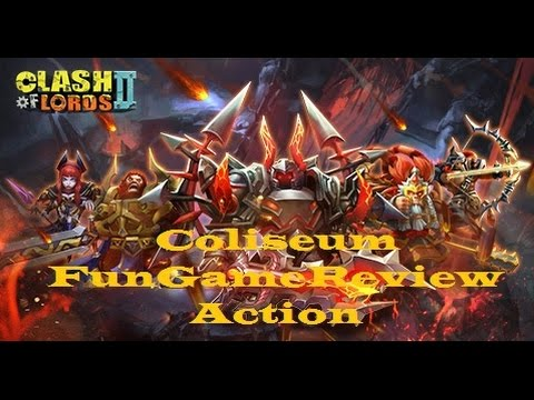 Castle Clash Guild Boss 4 5 Clash of Lords 2 Coliseum Fame Push Short Stream Getting over Sickness