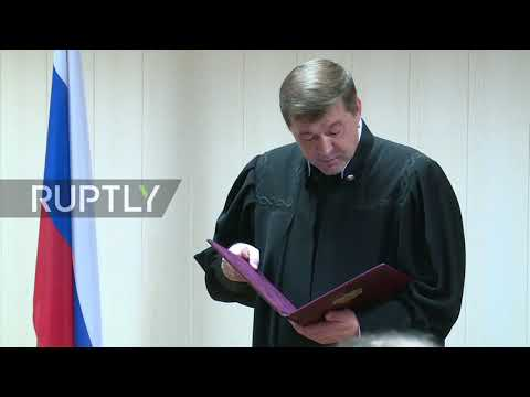 Russia: Echo of Moscow radio host attacker remanded in custody by Moscow court