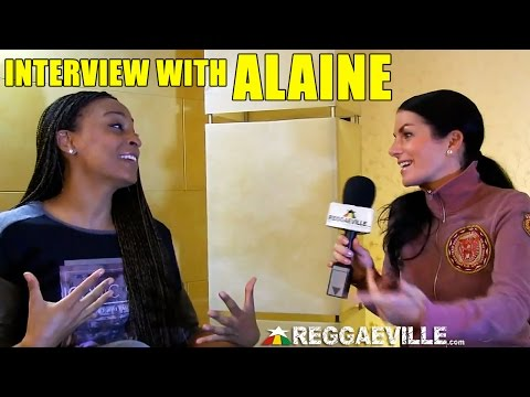 Interview with Alaine in Munich, Germany [October 3erd 2014]